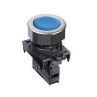 Кнопочные выключатели (утопленного типа), Ø 30 мм