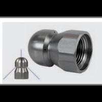 Форсунка для чистки труб (диаметр отверстия 0,55 мм)