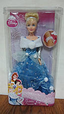 Принцессы Диснея - Бель, Белоснежка, Золушка, Рапунцель Simba Disney, фото 3