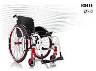 Коляска инвалидная активная Progeo «EXELL VARIO»