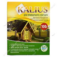 Биопрепарат KALIUS 100г (для выгребных ям и уличных туалетов)