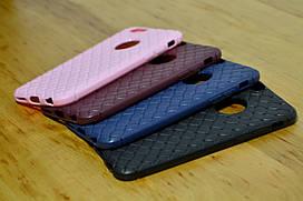 Чехол-Накладка для iPhone 6/6s (4.7 Дюйма) Плетеный Ромб (4 цвета)