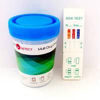 Акционный набор тест на 5 наркотиков+тест на 3 наркотика