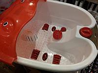 Гидромассажная ванночка для педикюра SQ-368 Footbath Massager