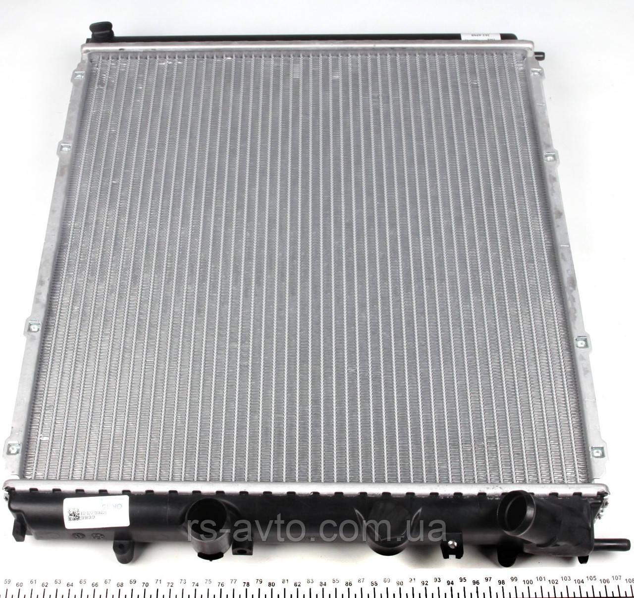 Радіатор охолодження Renault Kangoo, Рено Кенго 1.9 D (-AC) 58075