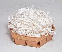 Бумажный наполнитель белый
