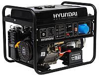 Генератор бензиновый HYUNDAI HHY 7010FE