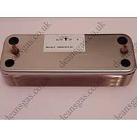 Теплообменник вторичный 30 кВт для газового котла Ariston Microgenus 998483