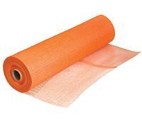 Сетка фасадная КИТ 160г/м2, 50м (оранжевая)