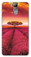 Чехол на телефон Oukitel K6000 Pro с рисунком дерева