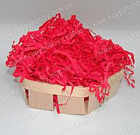 Бумажный наполнитель красный
