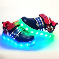 Как выбрать детские кроссовки с подсветкой подошвы LED.