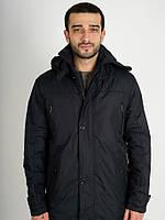 Куртка Megapolis 48 Чёрная (114516-48)