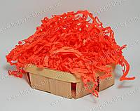 Бумажный наполнитель оранжевый