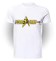Футболка GeekLand Стар Трэк Star Trek надпись ST.01.001