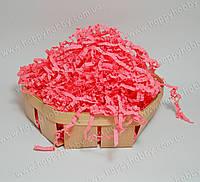 Бумажный наполнитель розовый (теплый)