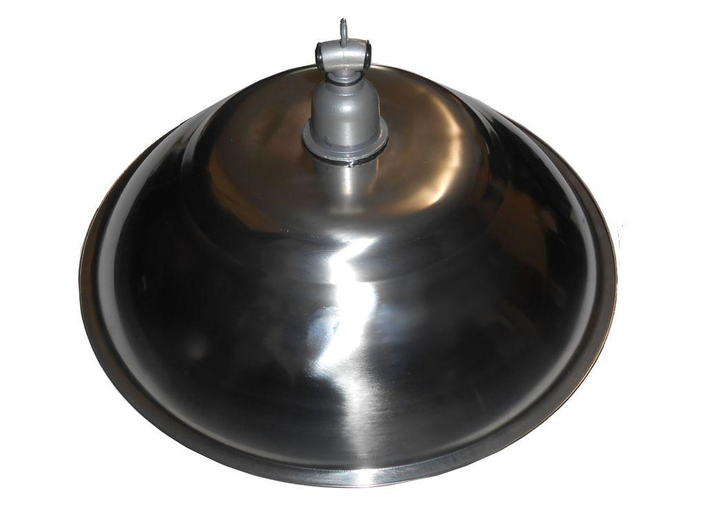Плафон для інфрачервоної лампи з нержавійки 2