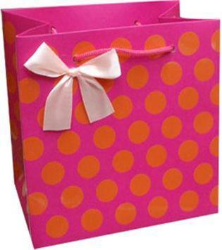 Пакет подарочный бумажный LULU в200*ш200*т135мм B-14