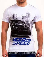 """Футболка молодежная Валимарк, """"Need for Speed"""""""