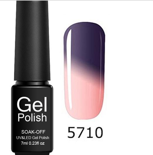 Гель-лак Gel Polish 7 мл № 5710