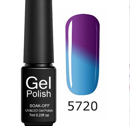 Гель-лак Gel Polish 7 мл № 5720