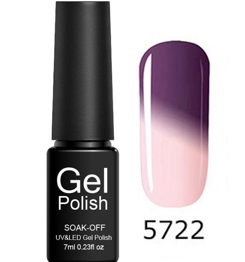 Гель-лак Gel Polish 7 мл № 5722