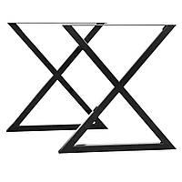 Опора для стола из металла 1124