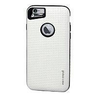 Чехол GlobalCase Cap-D для Apple iPhone 6/6s (срібний) (1283126472879)
