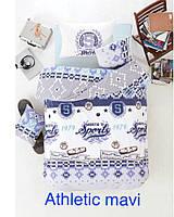 Детское постельное белье, ранфорс Турция