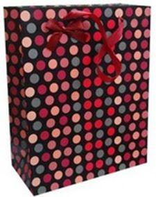Пакет подарочный бумажный LULU в270*ш195*т85мм 22-4S
