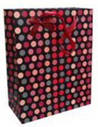 Пакет подарочный бумажный LULU в365*ш290*т140мм 22-4L
