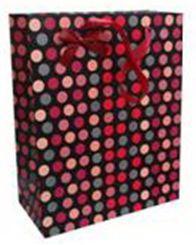 Пакет подарочный бумажный LULU в310*ш240*т120мм 22-4M