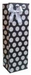 Пакет подарочный бумажный LULU в350*ш115*т90мм 07U01 Бутылочный