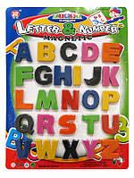 Магниты-набор буквы Азбука Англ XiQi 8449