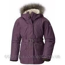 Куртка для девочки Columbia Carcon Pass