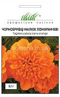 Насіння Чорнобривці Малюк помаранчевий 0,1 г Hем Zaden, Нідерланди, фото 1