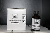 Реставрационный лак для ретуширования, Fixing Laquer, 90% gloss, 30 ml., Borma Wach