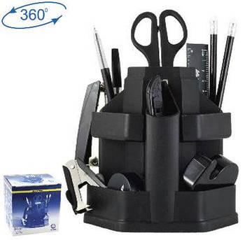 Настольный набор пластик Buromax 6302 16 предметов