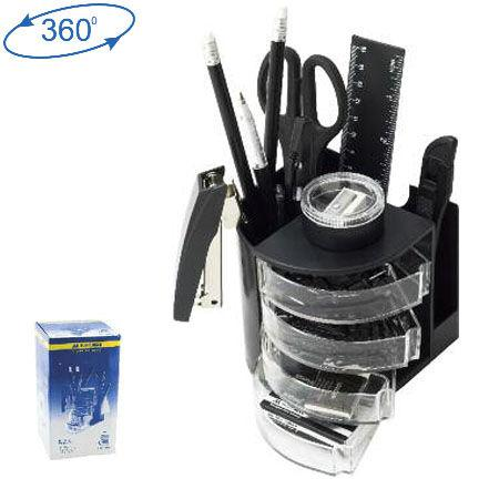 Настольный набор пластик Buromax 6306 14 предметов