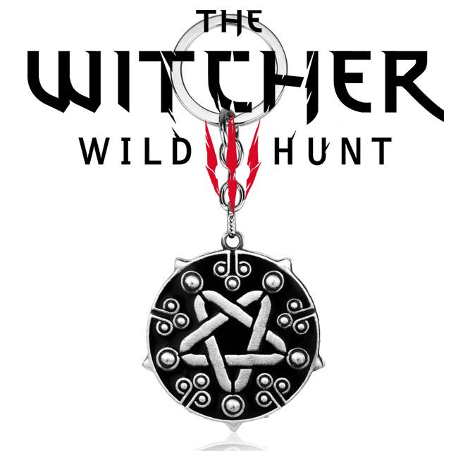 Коллекционный брелок Йеннифер The Witcher