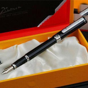 Ручка перьевая PICASSO 902 черный корпус