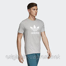 b6f4e5f1 Футболка adidas Originals Trefoil Tee CY4574, фото 2