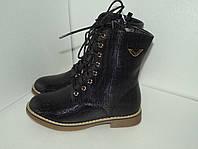 Демисезонные ботинки для девочки, р. 37(23см)