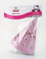 Eventa Party Колпаки бумажные D13 Hello Kitty 6шт.