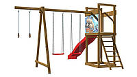 SportBaby Детская  деревянная площадка   SportBaby-4