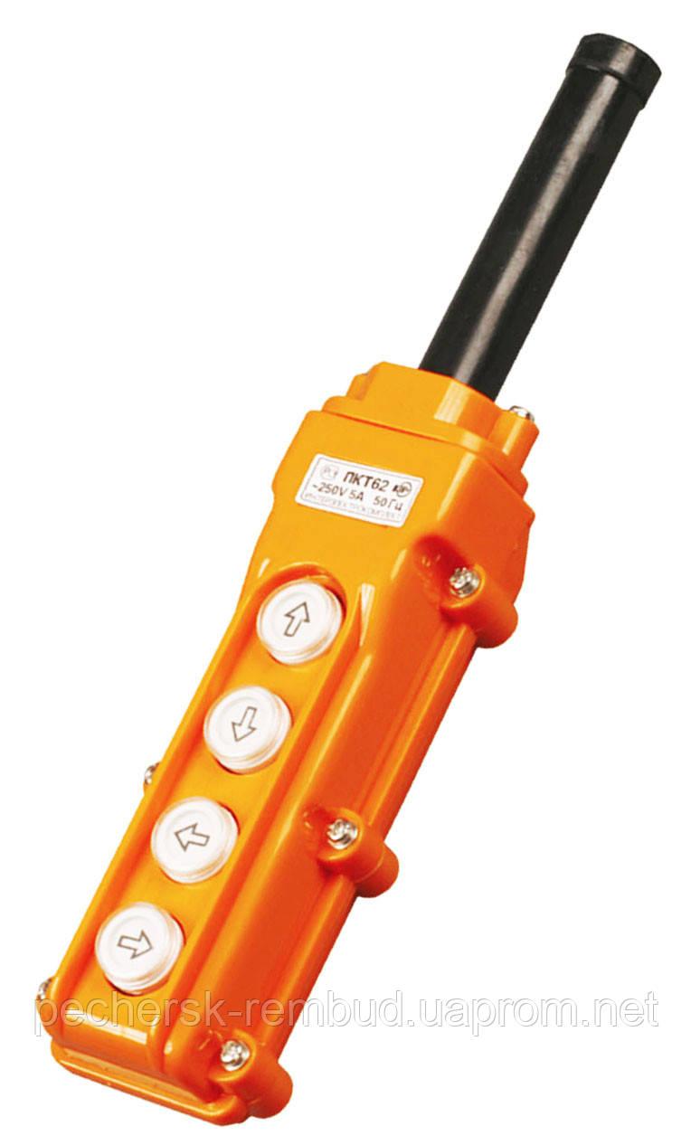 Пост ПКТ 62 4 кнопки IP 54