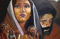 Рождество (за мотивами библийских историй)
