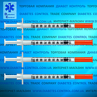Шприц инсулиновый Vogt U-100, 1 мл, 30G, 1 шт.