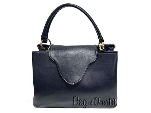 9962f8756200 Сумка женская Betty Pretty BP508 (темнo - синяя) - Bag of Dream в Киеве