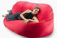 Кресло мешок, бескаркасный диван ткань Оксфорд 90*120*175 см